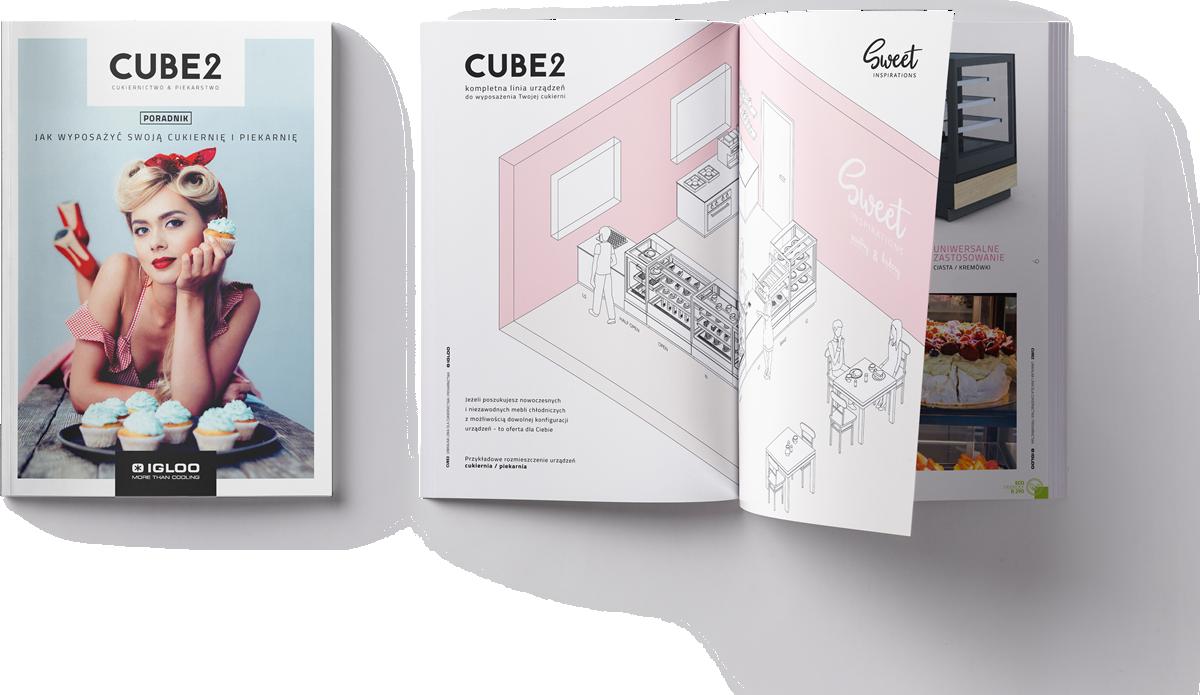 CUBE 2 katalog urządzeń