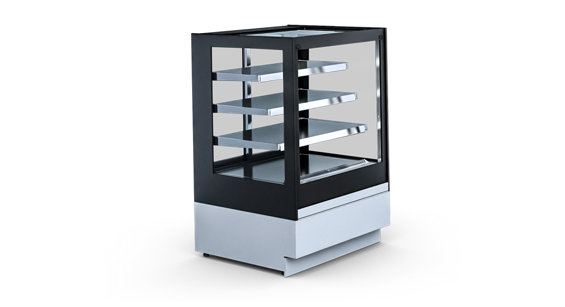Pastry display counter CUBE 2