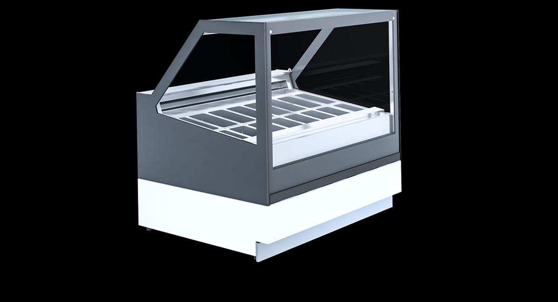 Dystrybutor do lodów CUBE 2 DEEP ICE | IGLOO