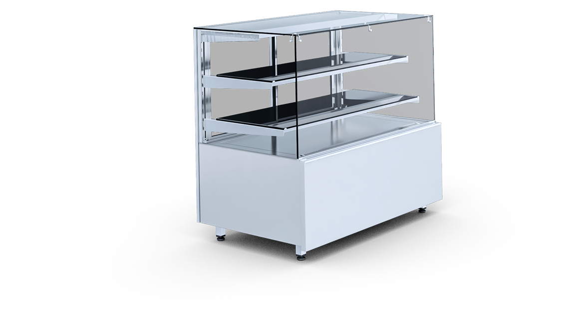 Pastry display counter GASTROLINE CUBE N