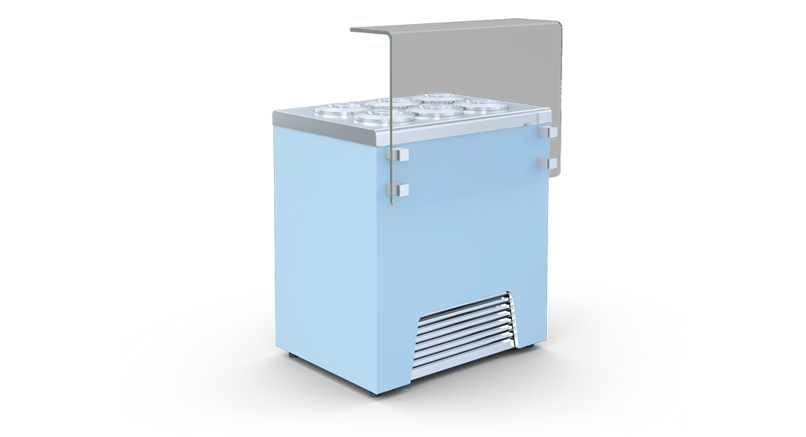 Ice-cream dispenser GELATO 2