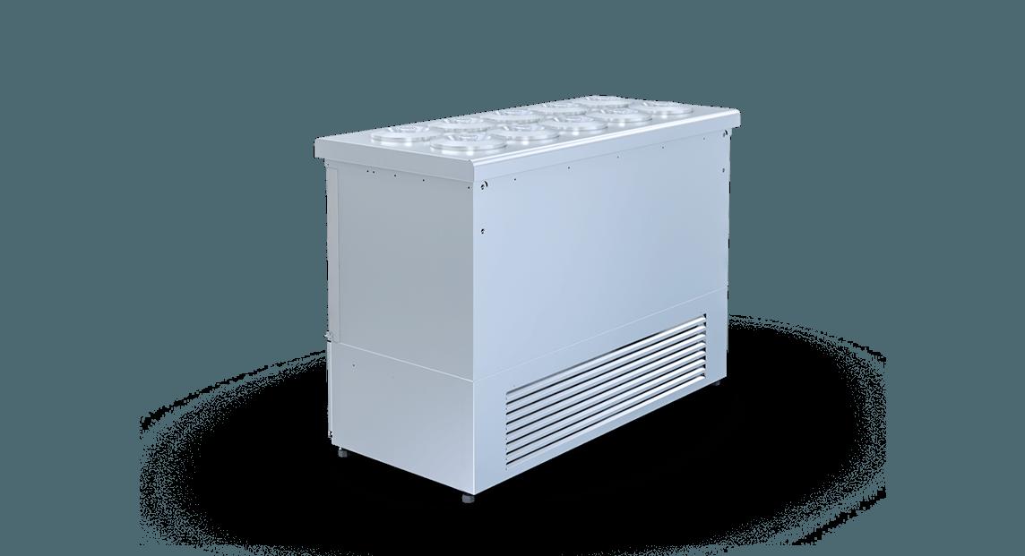 Dystrybutor do lodów GELATO 2 MOD A | IGLOO
