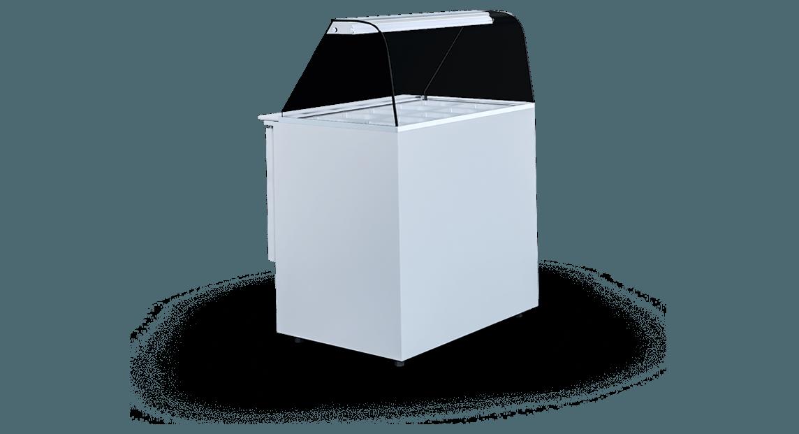 Witryna sałatkowa IBIZA | IGLOO