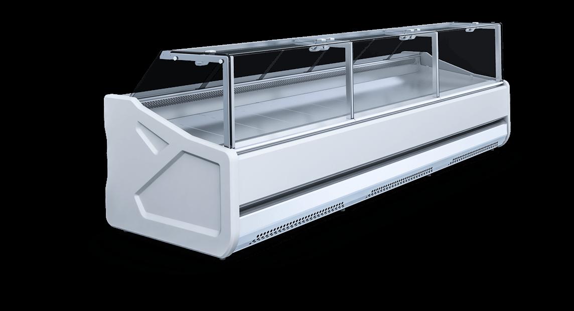 Lada chłodnicza JUMBO | IGLOO