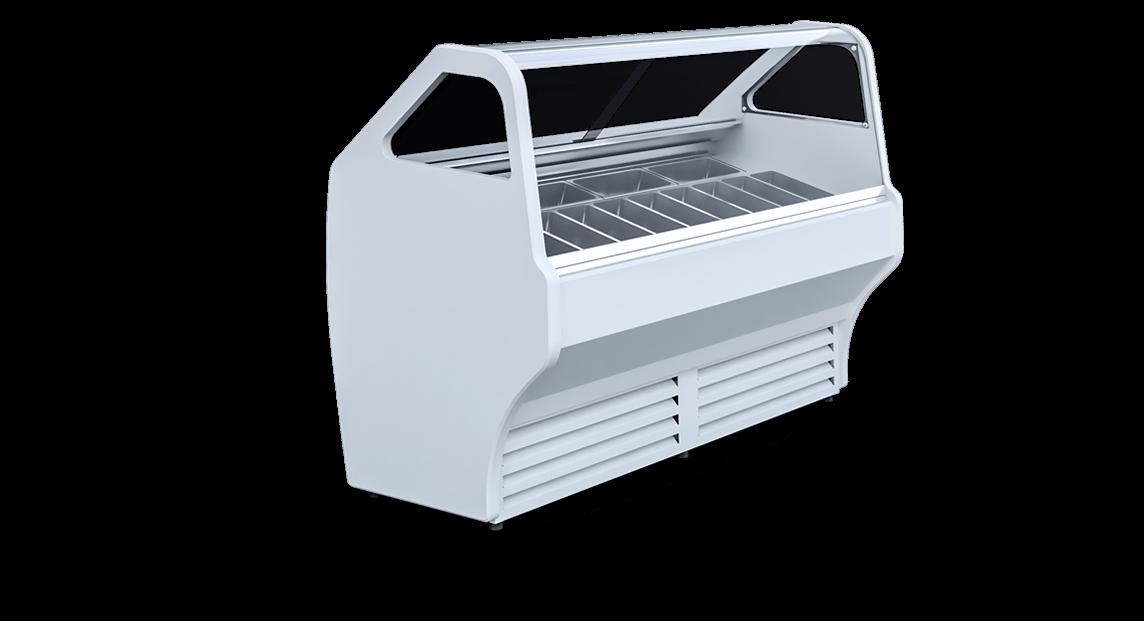 Dystrybutor do lodów WOJTEK | IGLOO