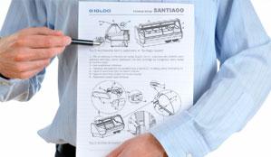 Instrukcje i dokumenty IGLOO