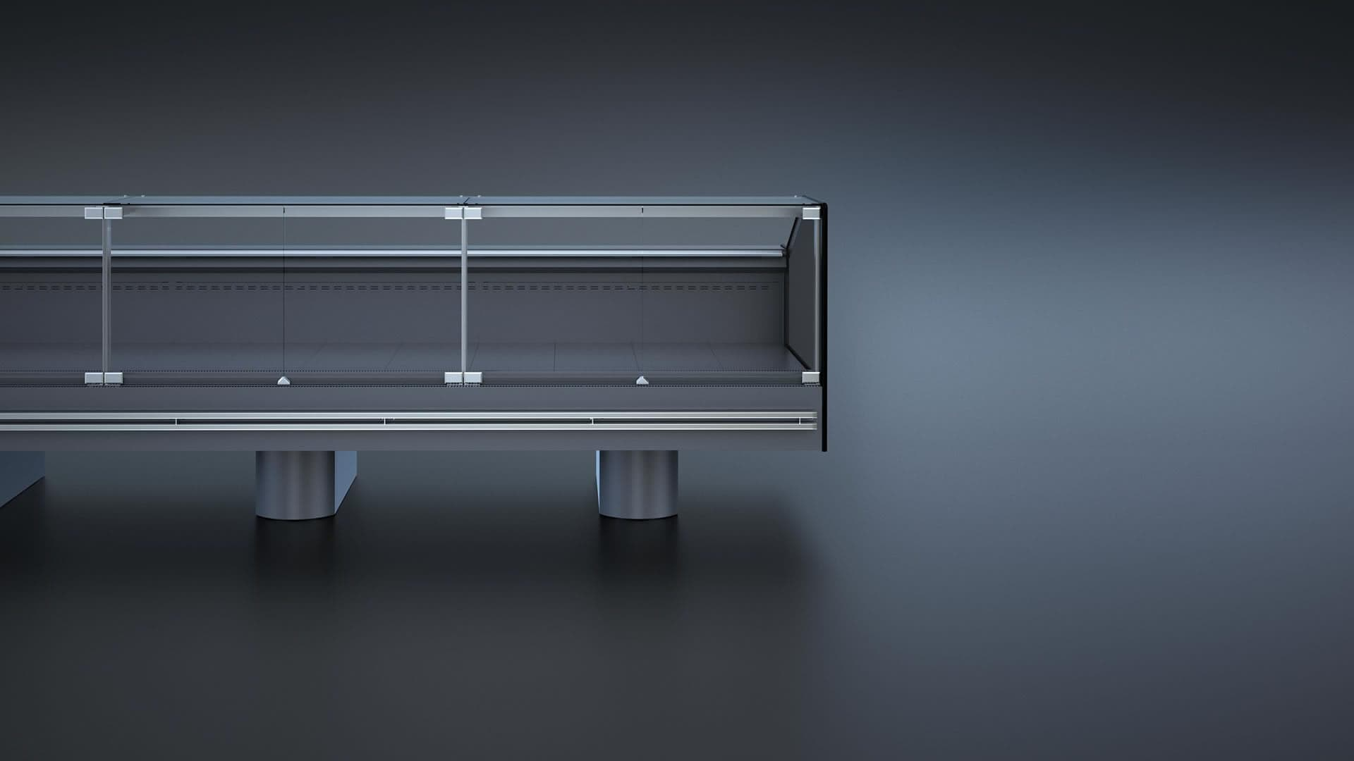 Refrigerated counter PROXIMA SQR