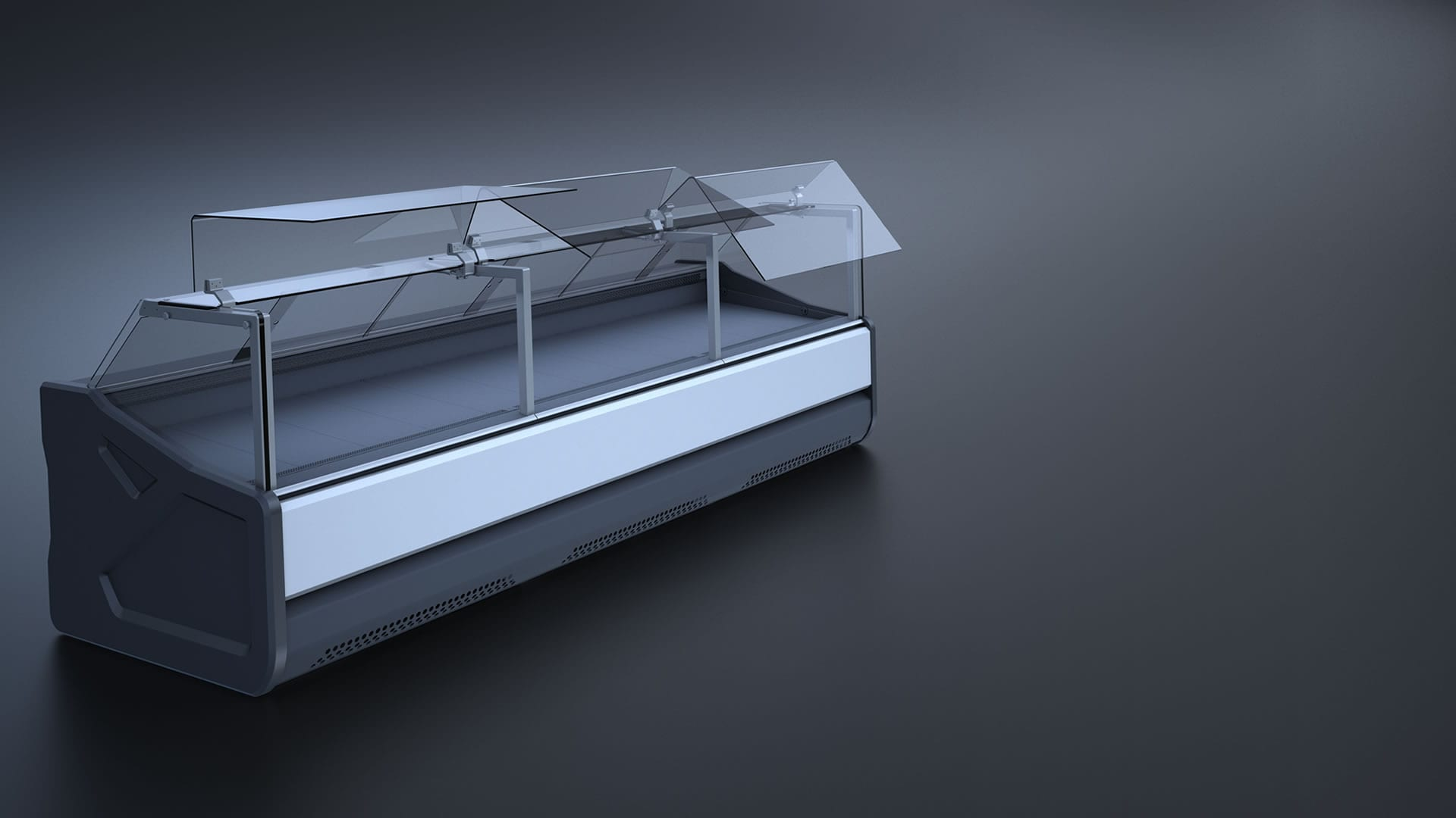 Refrigerated counter JUMBO