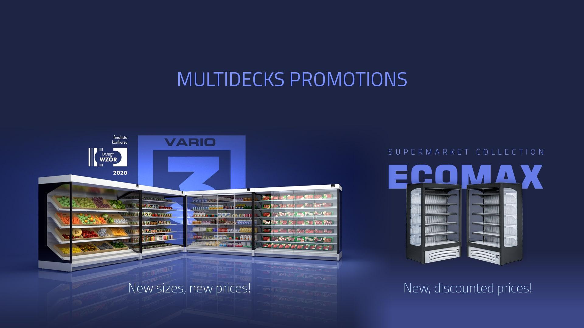 Multidecks promotion