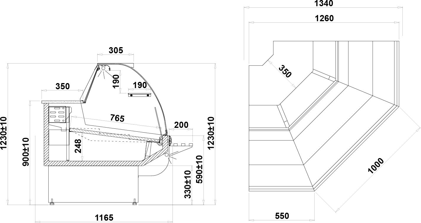 Technische Bezeichnung BASIA 2 NZ W MOD C