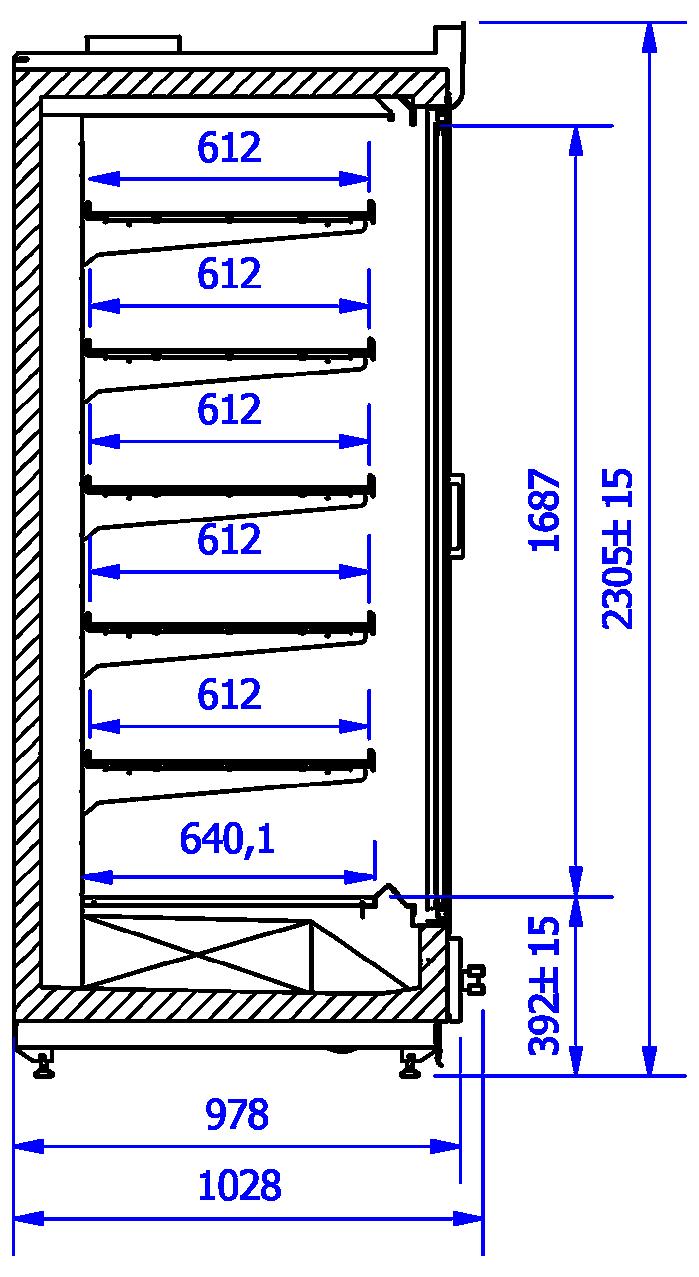 Technische Bezeichnung VARIO M H