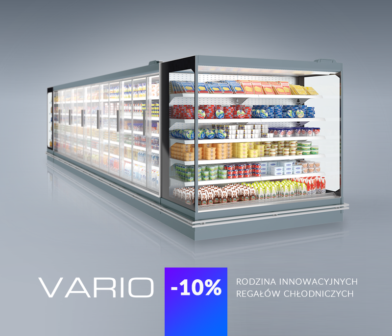 VARIO - NOW AVAILABLE WITH SPECIAL DISCOUNT!