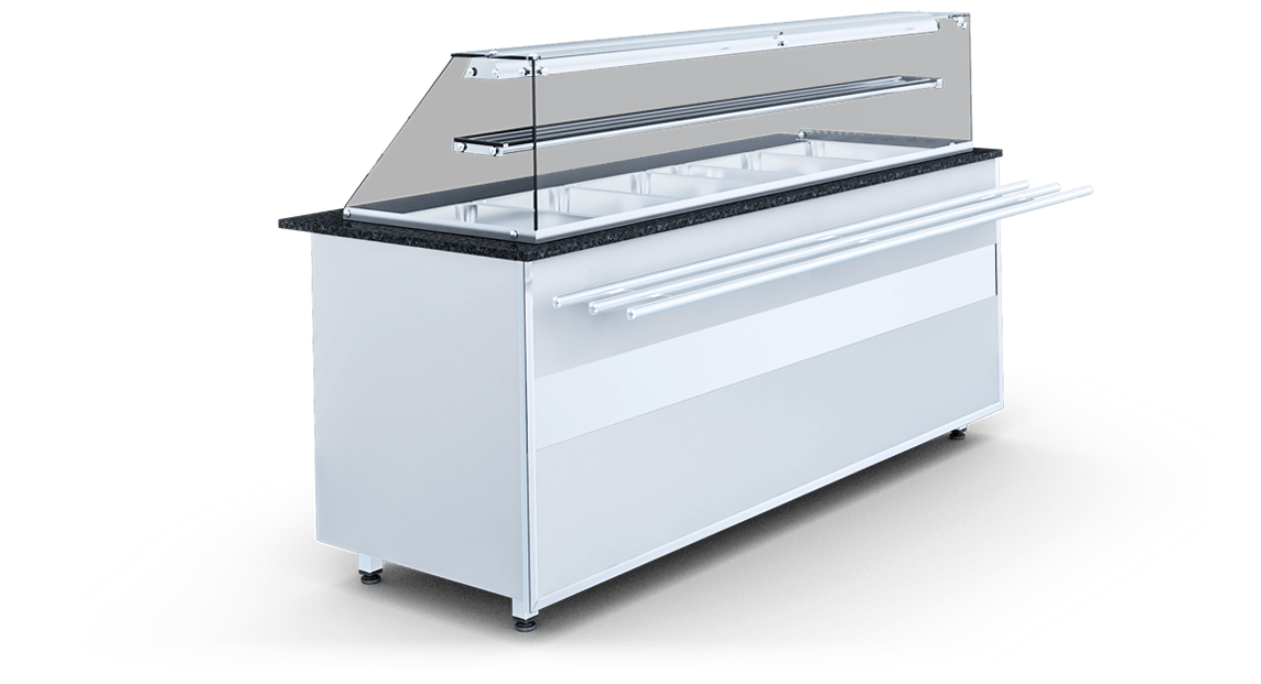Heated Display Units  | IGLOO