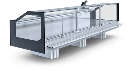 Refrigerated counters | IGLOO