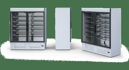 Freezing cabinets cases | IGLOO