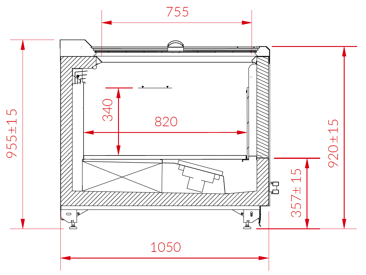 Technical drawing ADVANTA