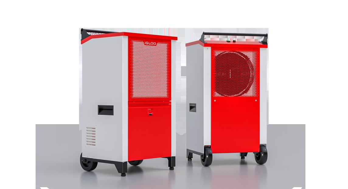 Air dryer OP130 | IGLOO