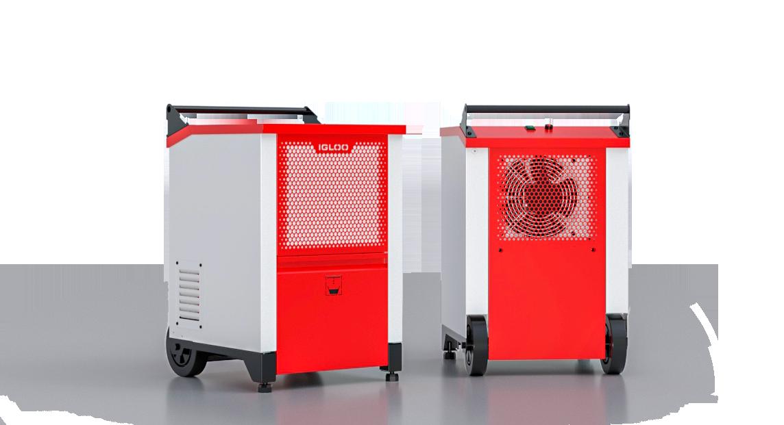 Air dryer OP50 | IGLOO