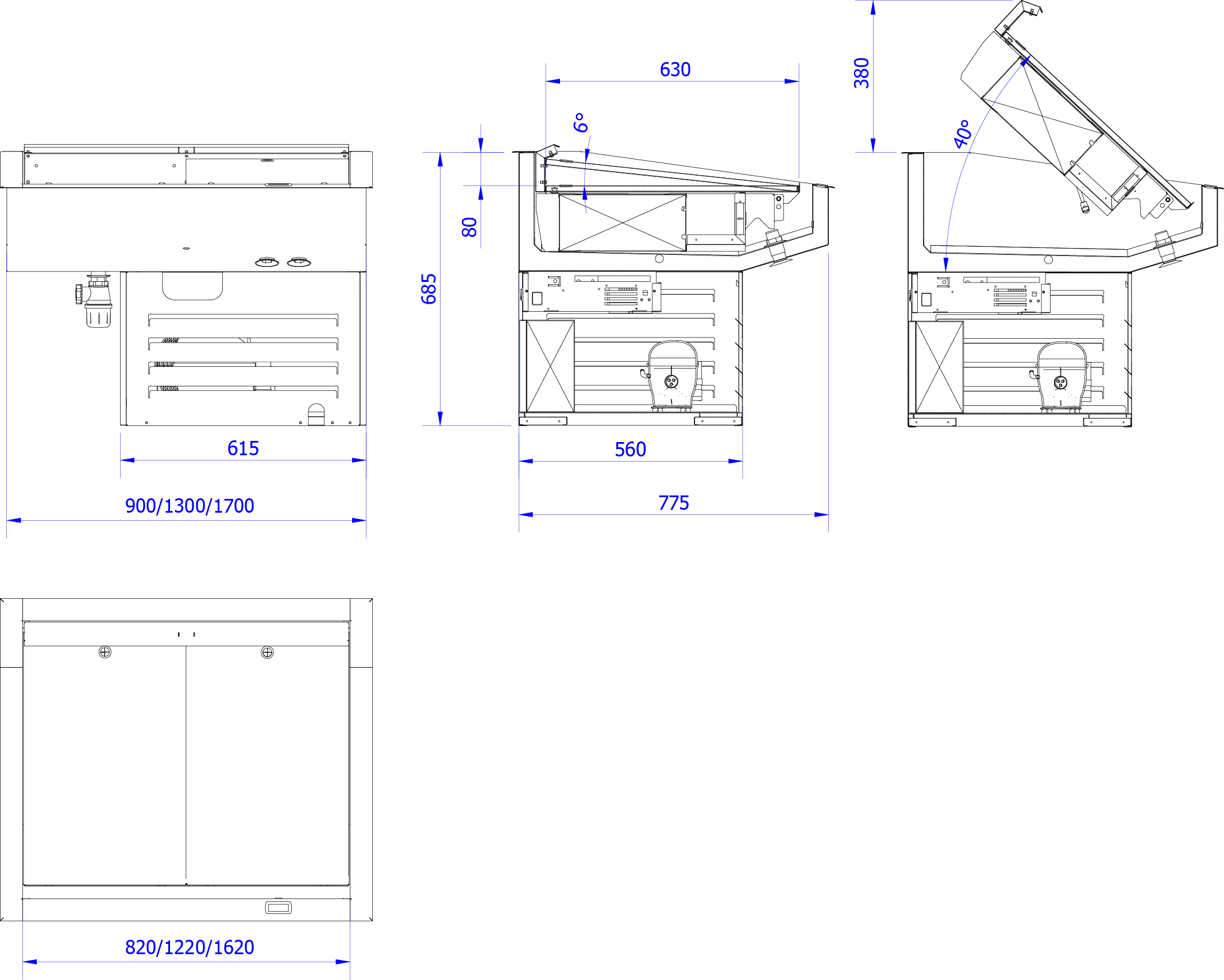Technical drawing LORENZO