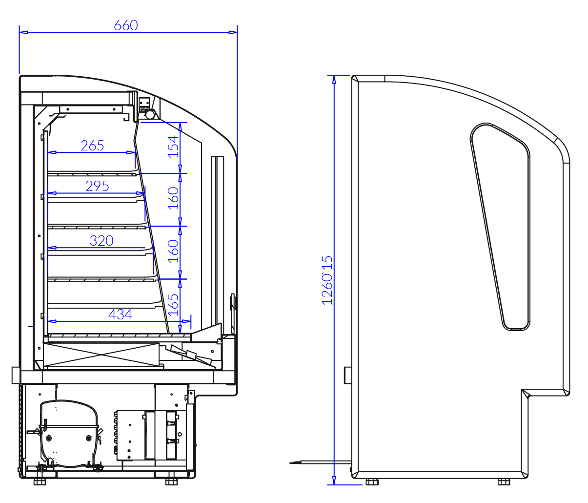 Technical drawing MAX
