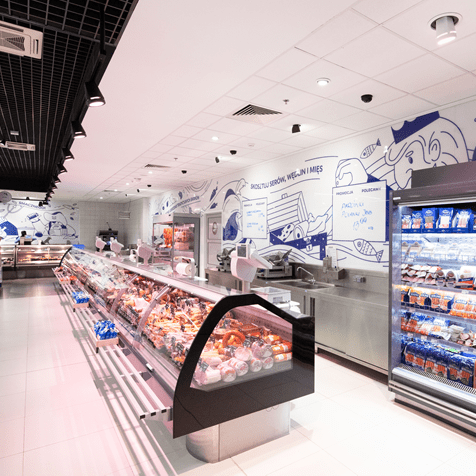 Refrigerated counter Proxima