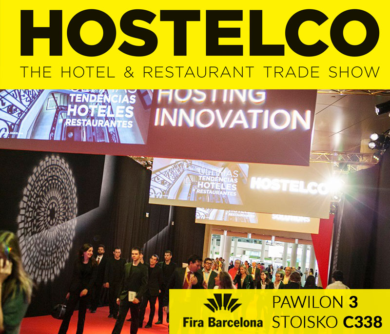 Bienvenue à la Foire Internationale Hostelco 2016