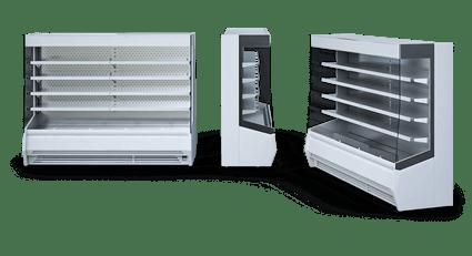 Холодильные стеллажи | IGLOO